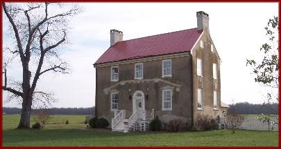 Maryland farmhouse