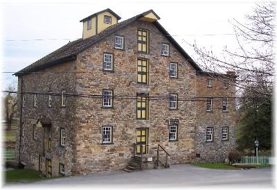 Mascot Roller Mill