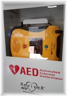 JK Mechanical AED