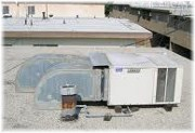 A/C on roof