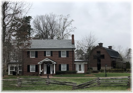 Billy Graham's childhood home