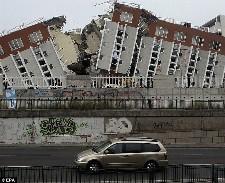 Chilean earthquake