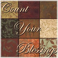 Count Your Blessings