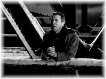 George Bailey praying
