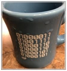 Intel coffee mug