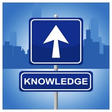 Knowledge increases