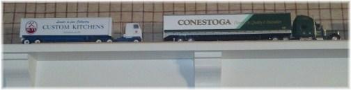 Irvin Martin Winross truck collection