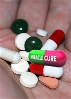 Miracle cure pill