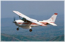 Missionary airplane