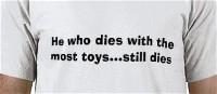 Most toys, still dies