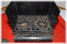 Old Coleman stove