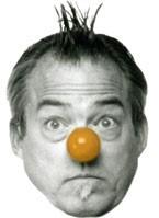 Orange nose