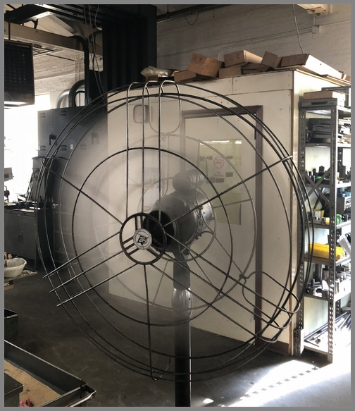 "Pedestal Fans In Factory : ""blooming where you are not planted daily encouragement"