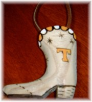 Tennessee boot in Pigeon Forge TN 10/29/10