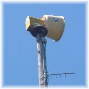 TMI warning siren P-10