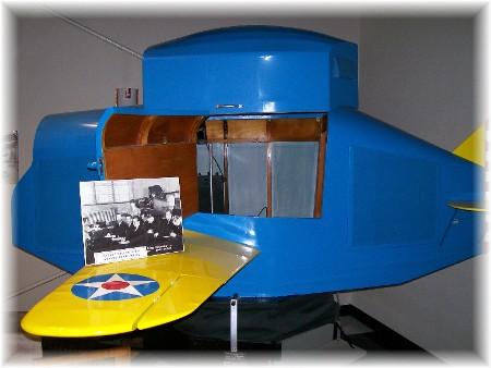 TWA pilot training simulator
