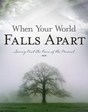 """When your world fall apart"" graphic"