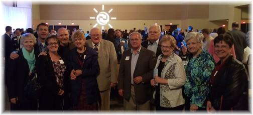 Convene friends at Hope International banquet 5/17/16