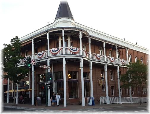 Flagstaff Weatherford Hotel 7/5/16