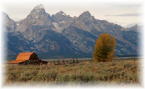 Grand Tetons (Click to enlarge)