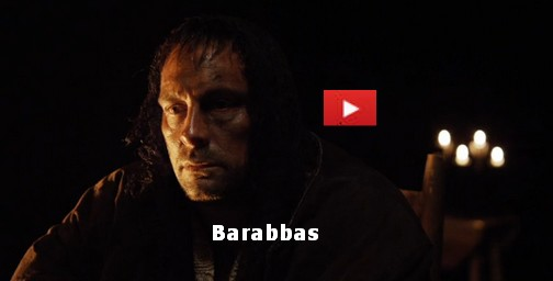 Barabbas monologue