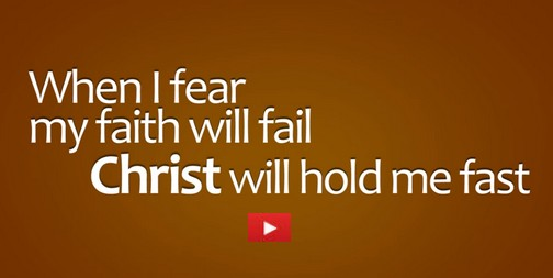 Christ Will Hold Me Fast