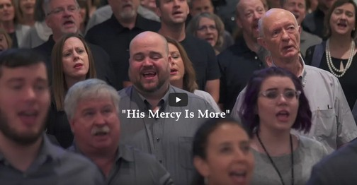His Mercy Is More