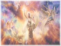 Angelic praise