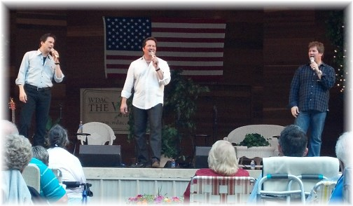 Booth Brothers concert in Lebanon PA 6/10/13
