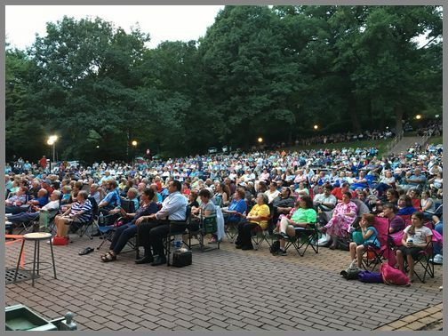 Guy Penrod concert, Lebanon, PA 8/26/18