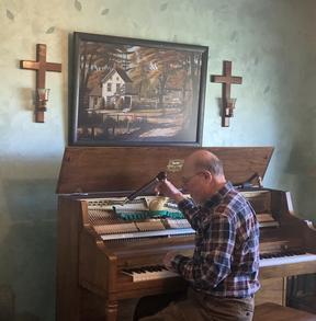Leavitt Keener piano tuning 4/1/19