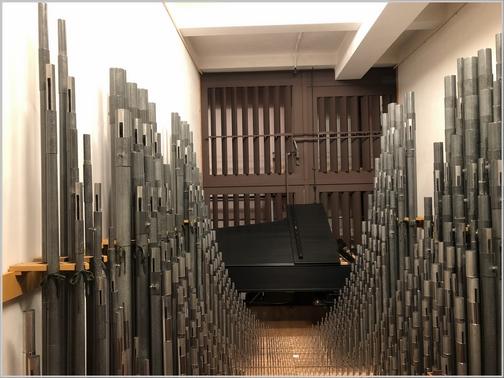 Longwood Gardens organ 11/11/18