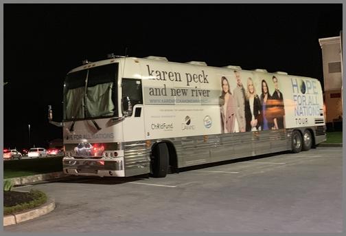 Karen Peck bus 4/13/19