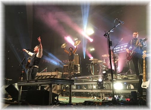 Rend Collective (Photo by Ester Weber)