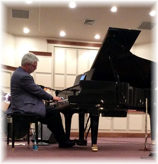 Steve Sensenig 11/9/13 concert