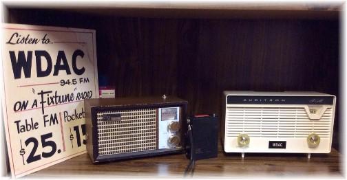 WDAC fixtuned radios