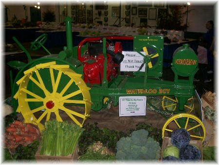 Pennsylvania Farm Show display