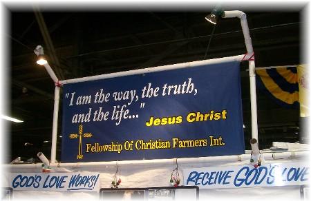 2010 Pennsylvania Farm Show witness