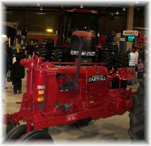2011 Pennsylvania Farm Show tractors