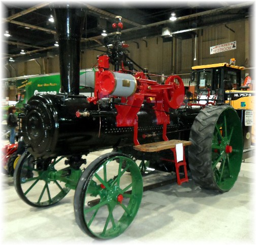 Tractor at 2013 Pennsylvania Farm Show