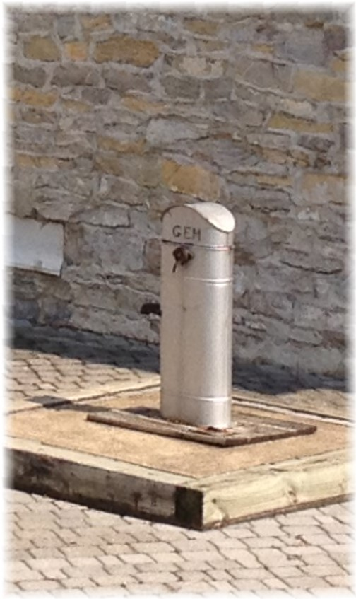 GEM cistern pump
