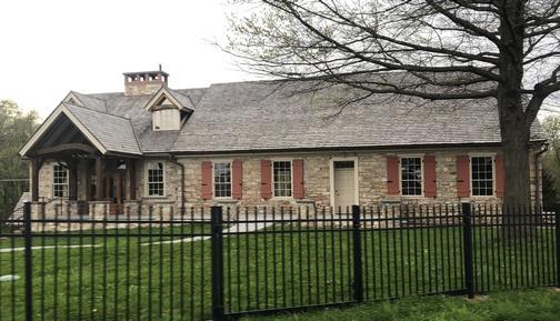 Berks County church built in 1846 4/23/19