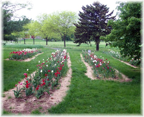Rodale grounds in Berks County PA