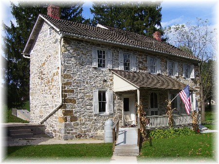 Stone Farmhouse, Berks County, PA