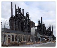Bethlehem Steel Mill