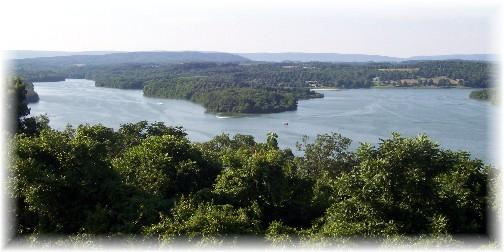 Blue Marsh Lake, Berks County, PA 6/30/11