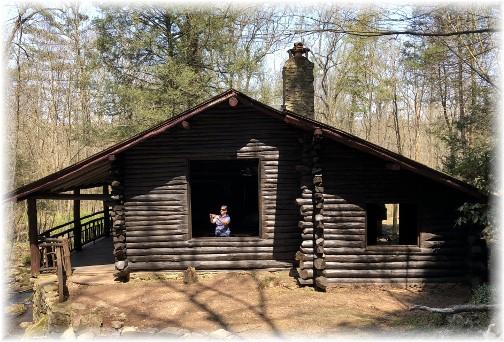Bordner's Cabin 5/1/18