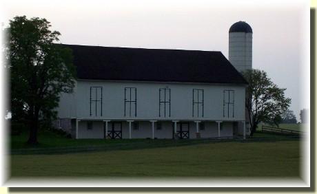 Cumberland County PA barn
