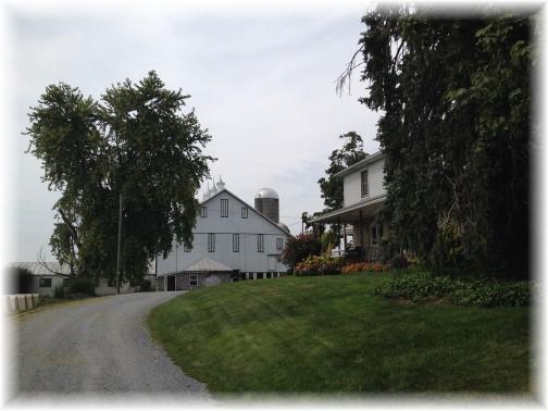 Cumberland County farm 9/6/14