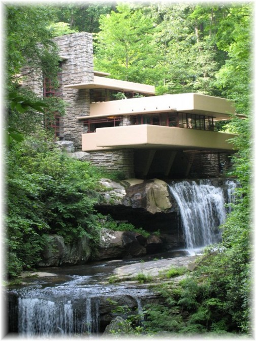 Fallingwater ultimate view